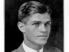 Alger Hiss college yearbook photo
